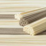 乾麺: Dried Noodle