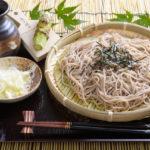 そば: Soba / Buckwheat Noodle