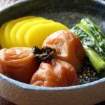 漬物Pickled Vegetable